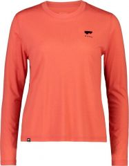 Womens Icon Relaxed LS