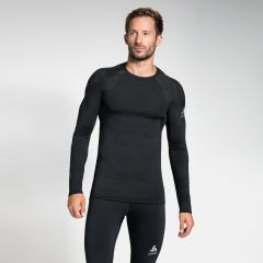 Men's Active Spine Light Long Sleeve Base Layer Top