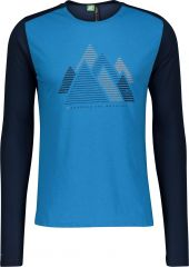 Shirt M's Defined DRI Graphic Long Sleeve