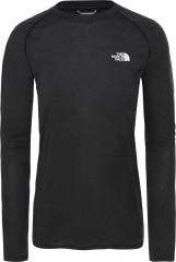 Womens Reaxion AMP Long Sleeve Crew
