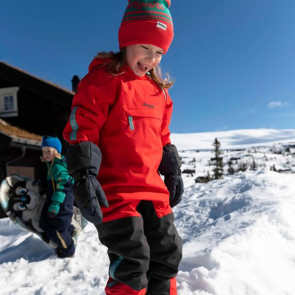 Lilletind Ins Kids Coverall