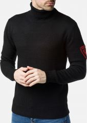 Palmares Roll Knit