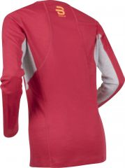 Training Wool Long Sleeve Wmn