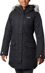 Suttle Mountain™ Long Insulated Jacket