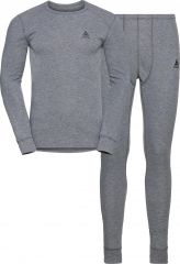 Men's Active Warm Long Sleeve Base Layer Set
