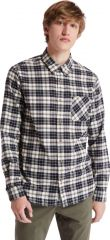 LS s/cell Check Shirt