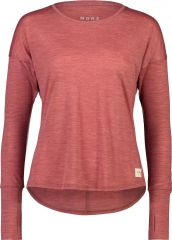 Womens Estelle Relaxed LS