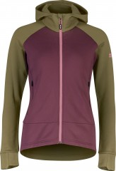 Womens Nevis Wool Fleece Hoody