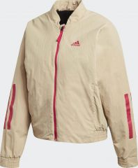 Women BTS Fleece LJ Light Jacket