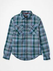 Wm's Bridget Midweight Flannel Long Sleeve